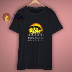 The Lion King Baaa Sowenya Shirt