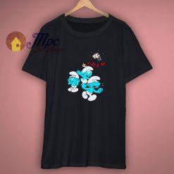 The Smurfs Group Smurfs Gargamel Official Shirt