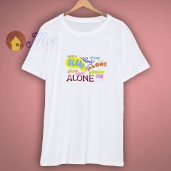 The Spongebob Alone Art Shirt
