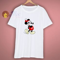 Vintage 1990s Mickey Mouse Shirt