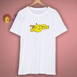 Vintage 90s Pkachu The Movie Shirt