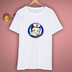Vintage Betty Boop A Nurse Shirt
