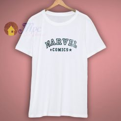Vintage Marvel Big Spell Out Logo Shirt