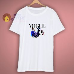 Vogue Villains Disney Villains Shirt