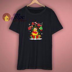 Winnie The Pooh Christmas Shirt