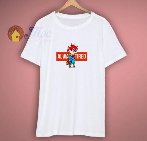 90s Cartoon Shirt Rugrats Nickelodeon