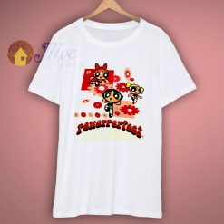 "90s Powerpuff Girls ""Powerperfect"" vintage t shirt"