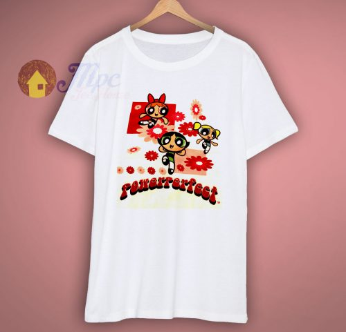 "90s Powerpuff Girls ""Powerperfect"" vintage t shirt"