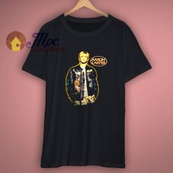 Aaron Carter Black T shirt