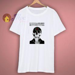 Alfred Hitchcock Vertigo Movie Poster Retro T Shirt
