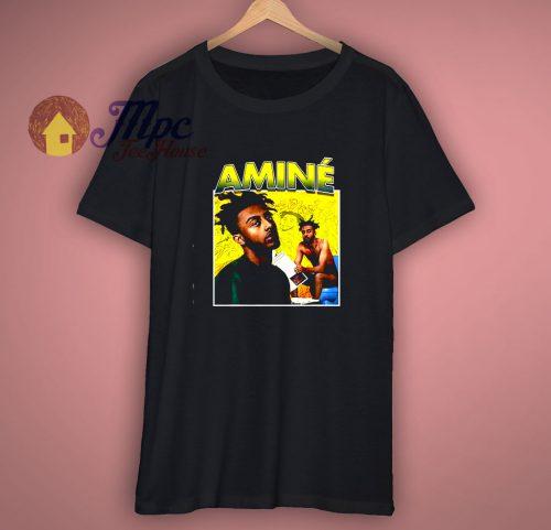 Amine Rapper Vintage 90s Rap T Shirt