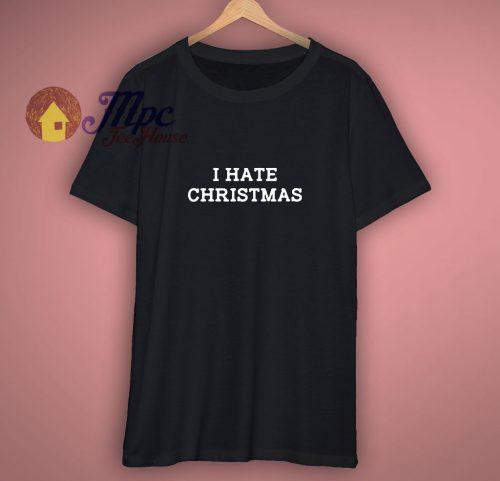 Anti Social Xmas T Shirt
