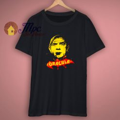 Authentic Universal Monsters DRACULA BELA LUGOSI Yellow Face T Shirt
