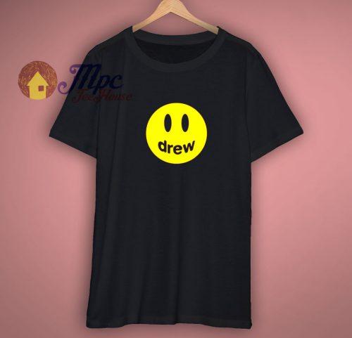 Black Drew House Justin Bieber Mascot T Shirt