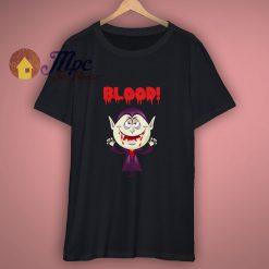 Blood Bloody Vampire Halloween T shirt