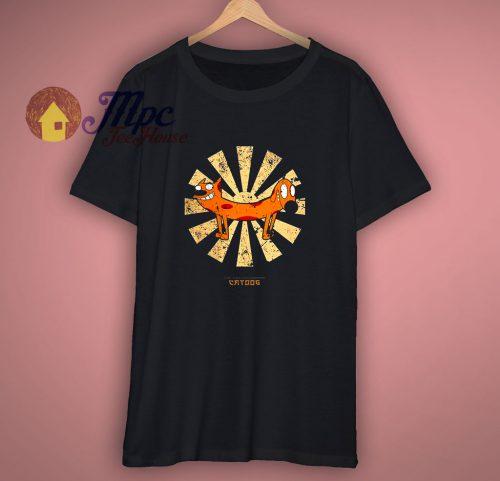 CatDog Nickelodeon Graphic T Shir