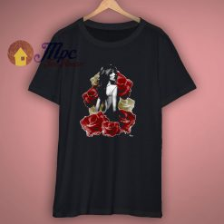 Celine Dion Rose T shirt