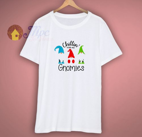 Chilling with my Gnomies Baby T Shirt