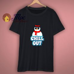 Christmas Chill Out T Shirt