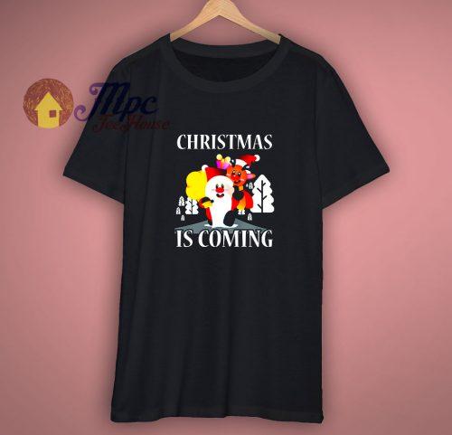Christmas Is Coming Parody Shirt Merry Xmas Holiday T Shirt