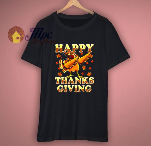 Dabbing Turkey Shirt ∙ Thanksgiving Shirt