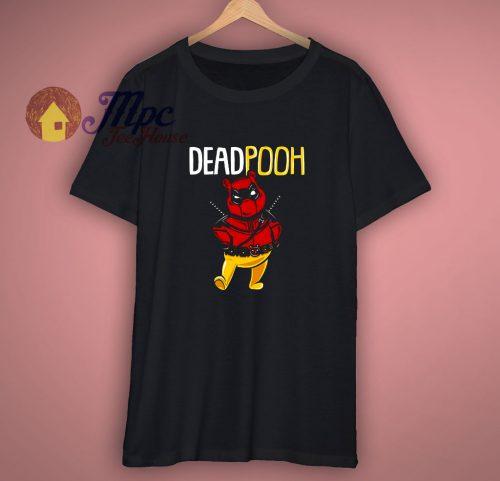 Deadpool Winnie The Pooh Marvel Funny Spoof