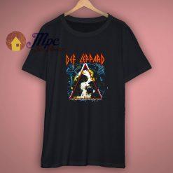 Def Leppard Hysteria Tour 88 T-Shirt