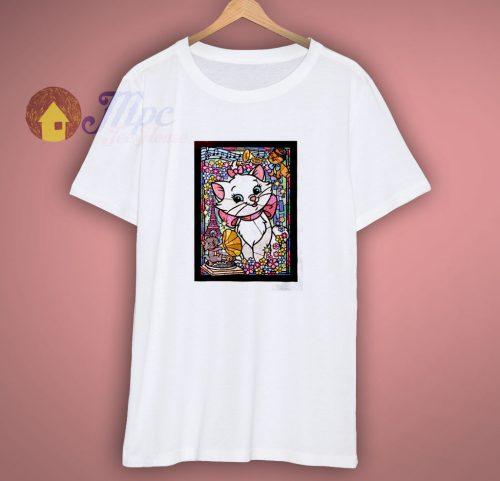 Disney Marie Cute Cat T shirt