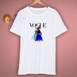Disney Vogue Shirt KIDS MENS WOMENS Frozen
