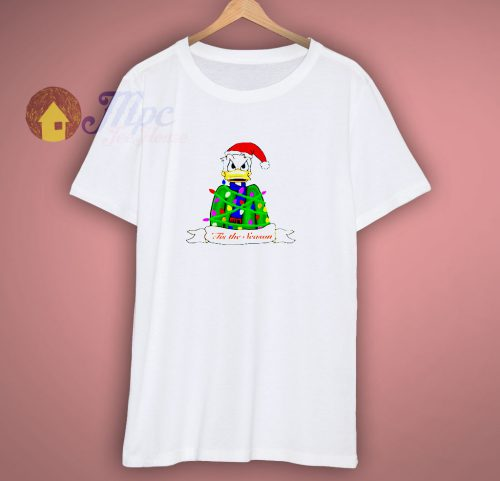 Donald Duck Christmas T Shirt