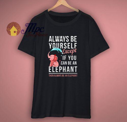 Elephant Lover Gift