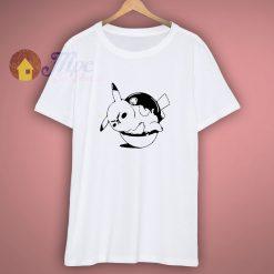 Fat Pikachu Pokemon T shirt