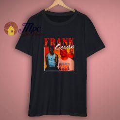 Frank Ocean Rapper T shirt