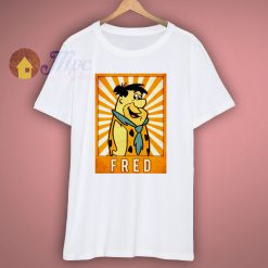 Fred The Flinstones T Shirt