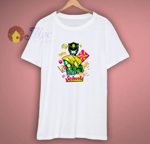Funny 1980s Animation Style Shirt