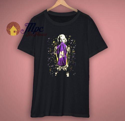 Funny Graphic T Shirts Marilyn Monroe