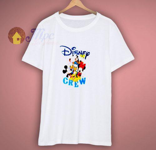 Funny Disney Crew T-Shirt