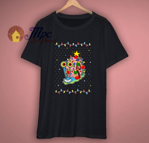 Gary The Snail Ugly Christmas T Shirt