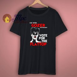 Ghostbusters Parody Gozer For President T Shirt