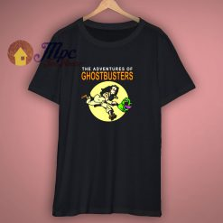 Ghostbusters Parody T Shirt