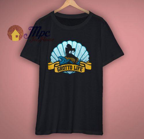 Grotto Life Mermaid T Shirt