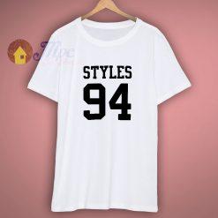 Harry Styles Varsity T shirt