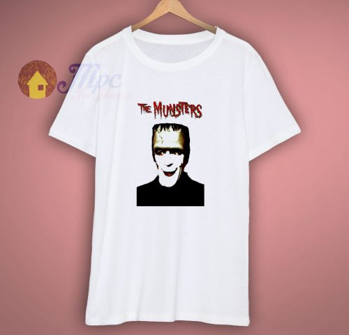 Herman Munster Bust T shirt