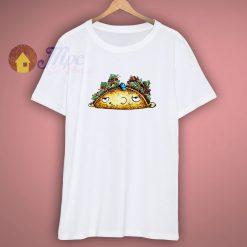 Hey Arnold Taco Head Funny T Shirt