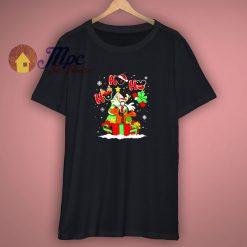 Ho Ho Ho Goofy Christmas T Shirt