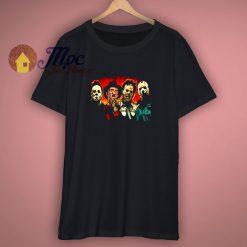 Horror Movie Killers T Shirt