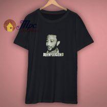 John Legend Evolver World Tour Mens Concert T Shirt