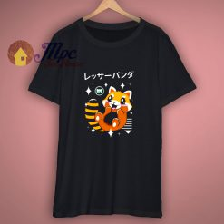 Kawaii Red Panda T Shirt