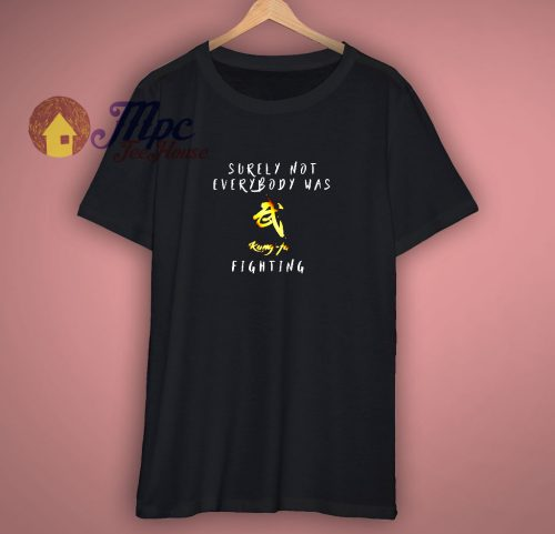 Kung Fu Panda Parody T shirt