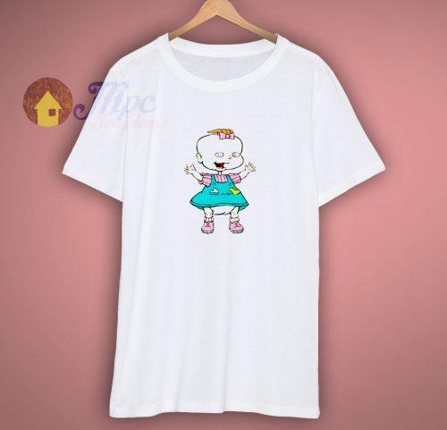 Lillian DeVille Rugrats Lil Cartoon Baby Unisex T shirt